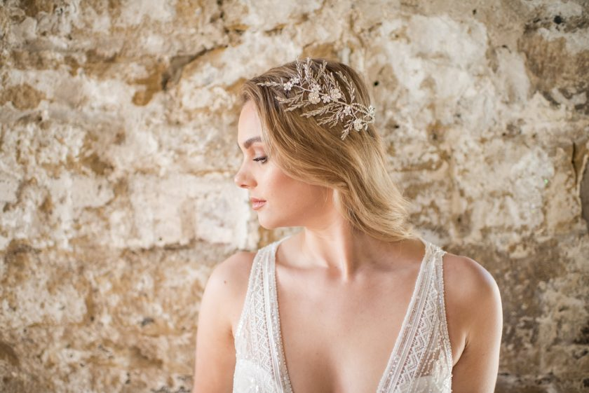 Accessories by The Bobby Pin, Image by Jane Beadnell Photography