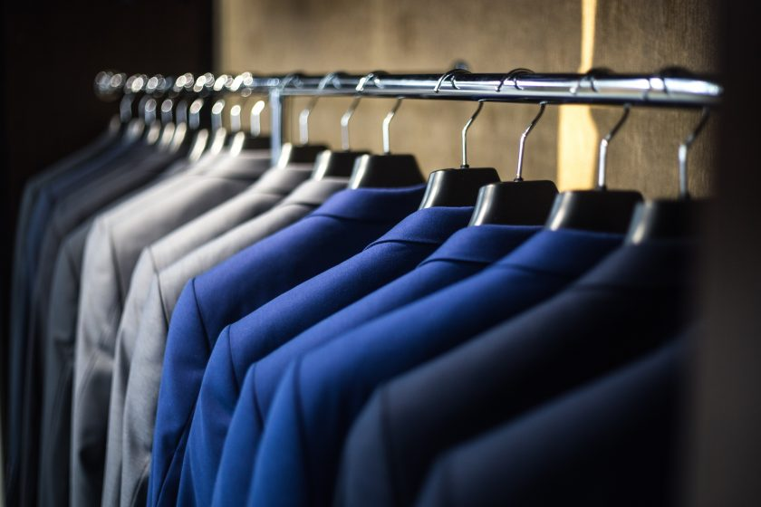 Selection of Blue Toned Suits