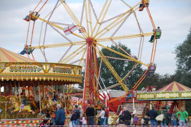 Eddy Leisure, Traditional Ferris Wheel