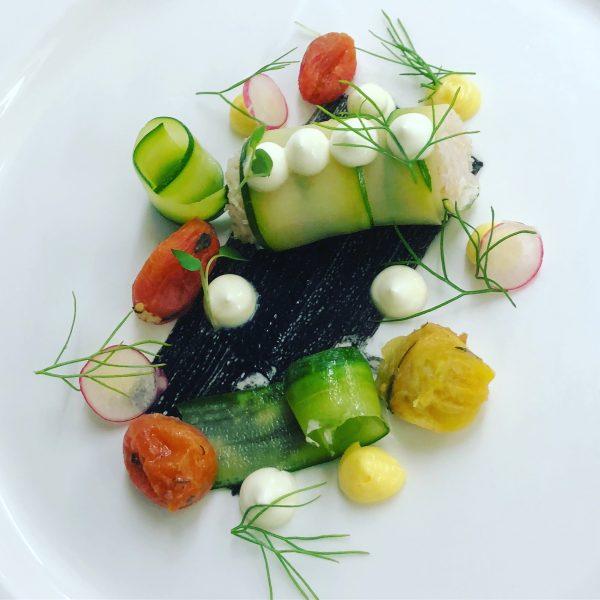 Fresh Food at Middlethorpe Hall