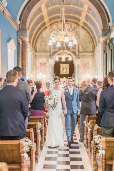 Wynyard Hall Real Wedding Amy Jason