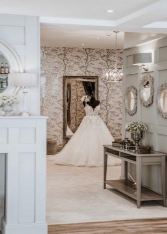 The Blue Bow Bridal Company