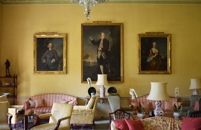 Middlethorpe Hall Interior Room