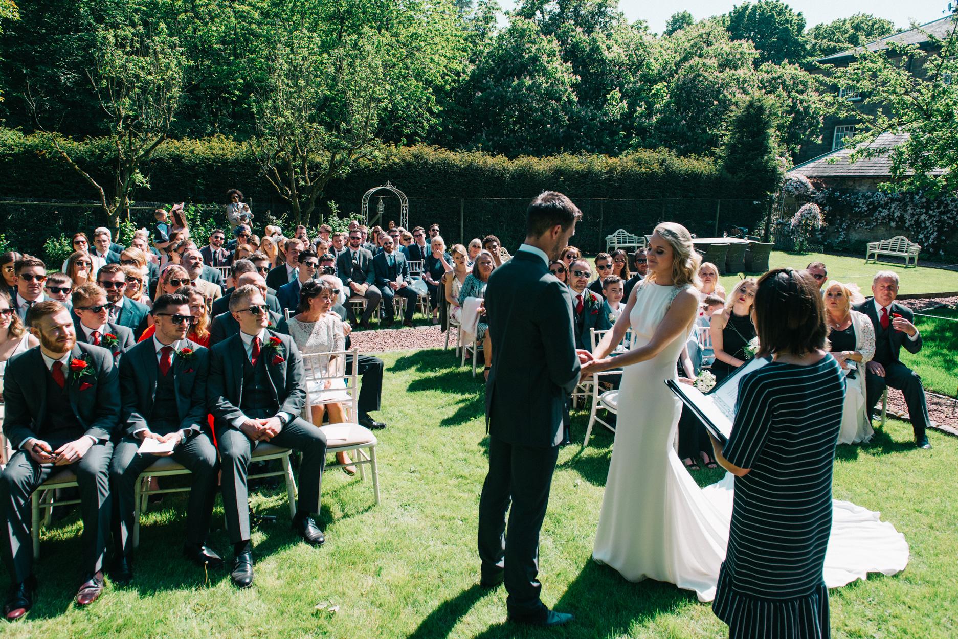 Shotton Grange - Belle Bridal Venue Guest List