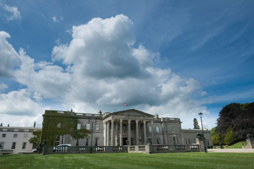 Wynyard Hall Ext, Image by Nigel Playle Photography