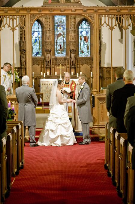 Dissington Hall Real Wedding