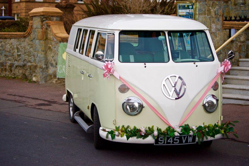 Wedding Car Image from Unsplash
