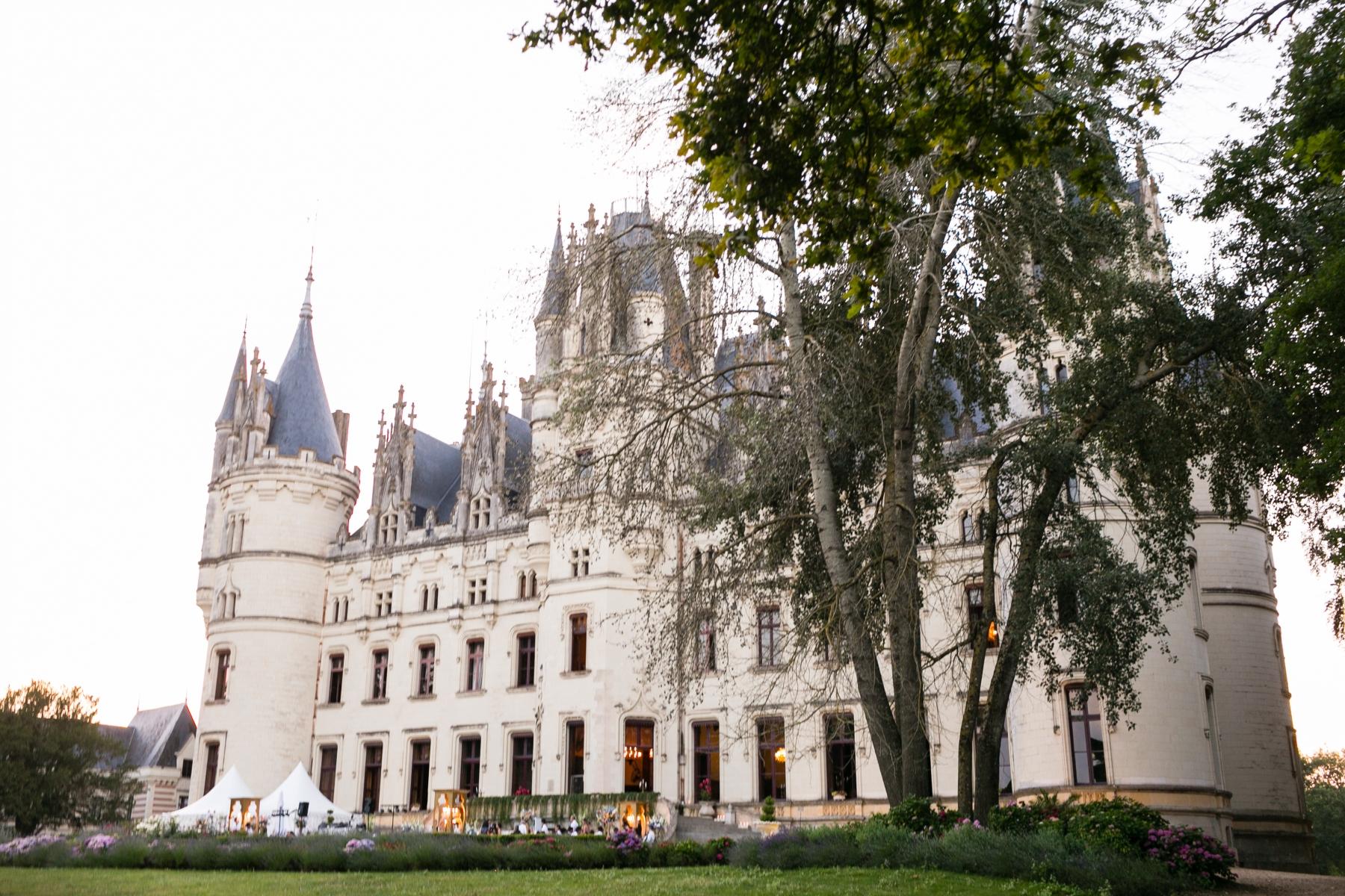 Chateau Challain - Belle Bridal Venue Guest List - Kevin Chin Photography & Cinema