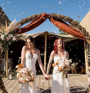 Love is Love – A Free-Spirited Showcase at Alexander Weddings
