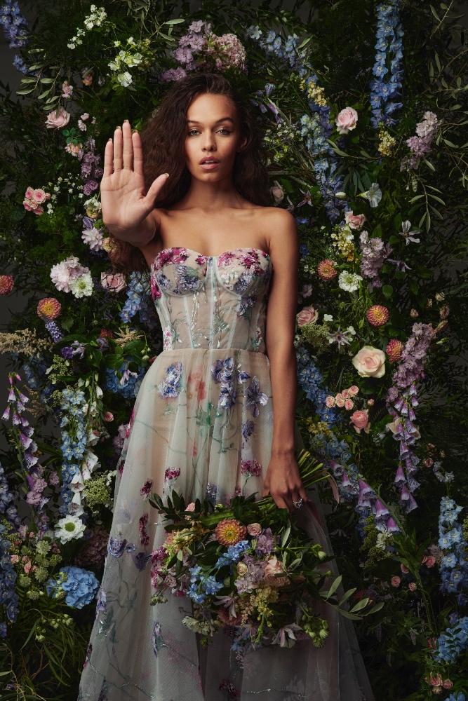 Wild and Wonderful - Belle Bridal Magazine Supplier Guest List - image by Chris Davis Studio