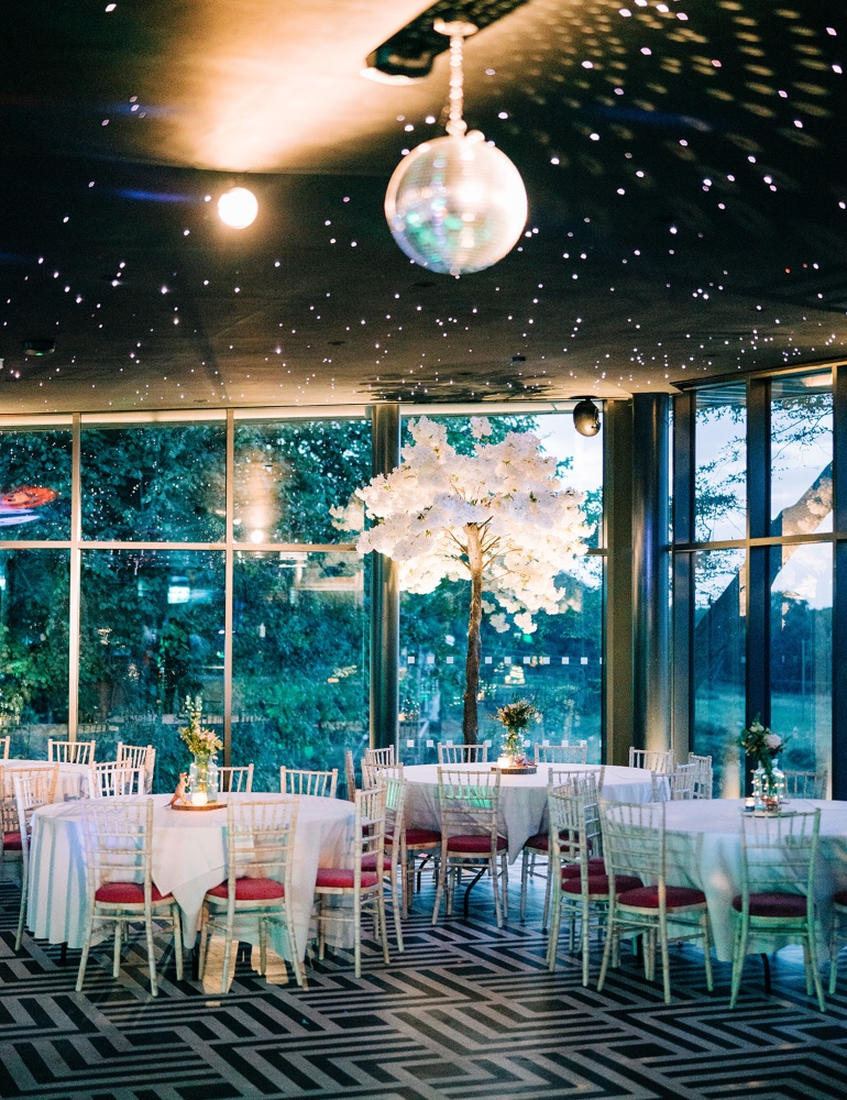 Charlton Hall - Belle Bridal Venue Guest List - Carn Patrick Photography