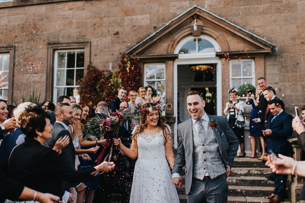 Charlton Hall - Belle Bridal Venue Guest List - By The Smiths Photography