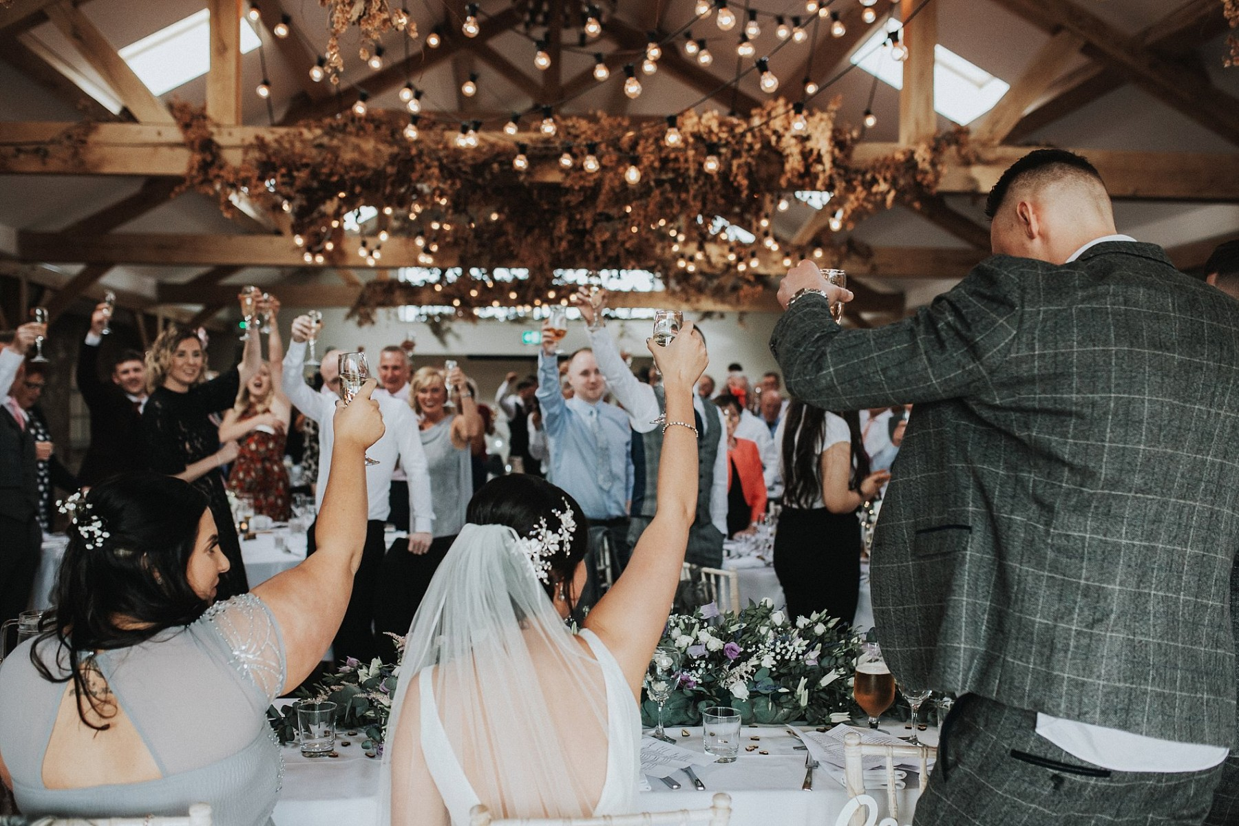 Doxford Barns - Belle Bridal Venue Guest List - Chocolate Chip Photography