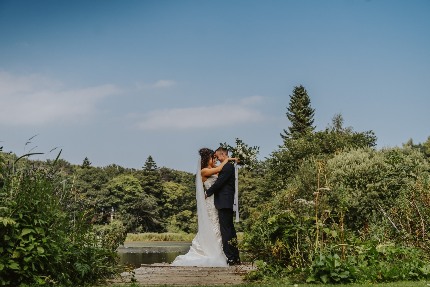 Doxford Barns - Belle Bridal Venue Guest List - Image by David West Photography