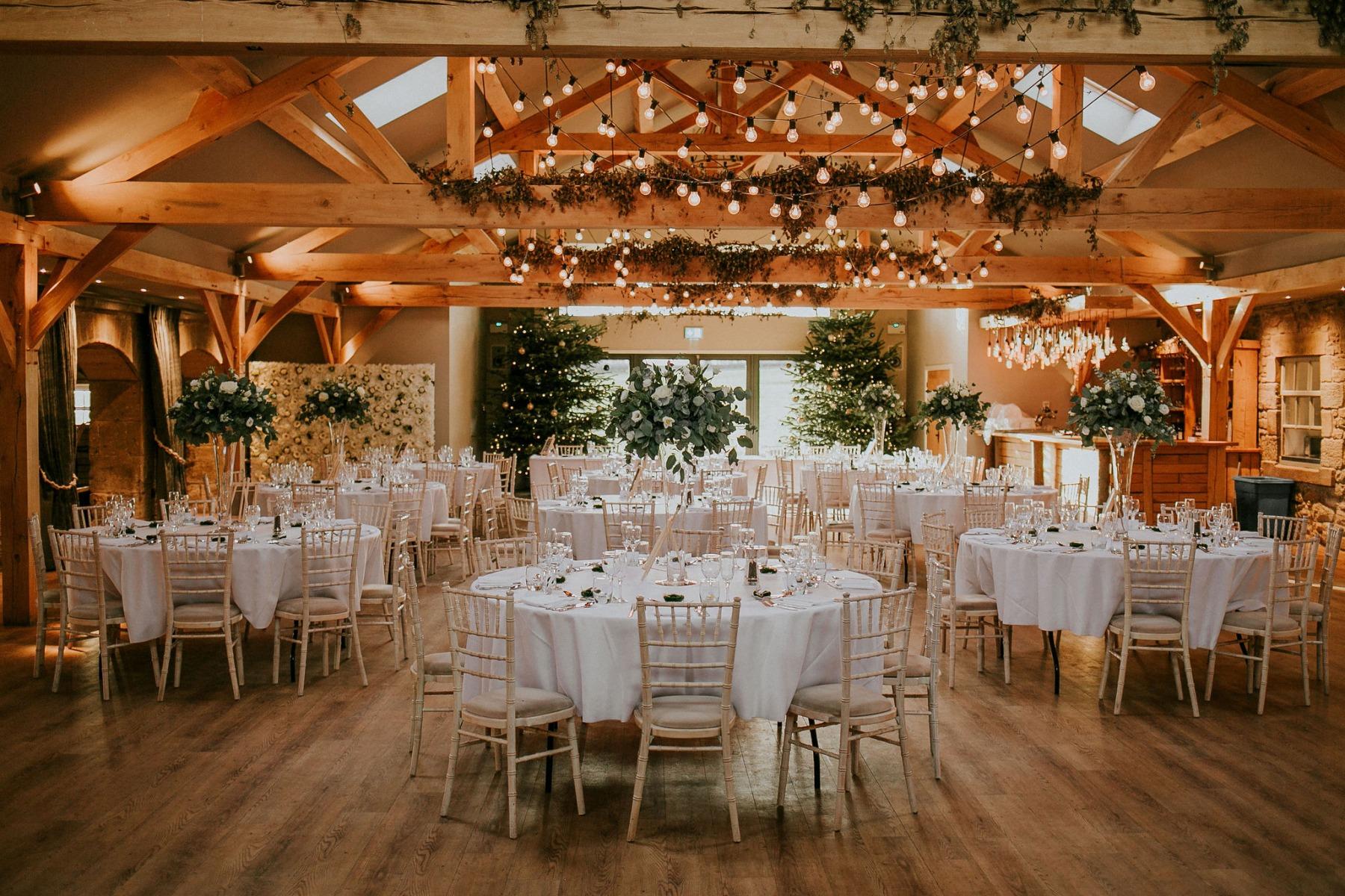 Doxford Barns - Belle Bridal Venue Guest List - Rosie Davison Photography