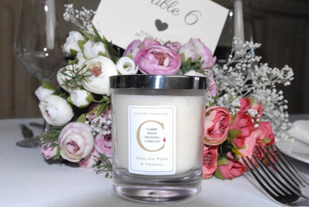 Flamme Rouge Candles - Belle Bridal Magazine Supplier Guest List