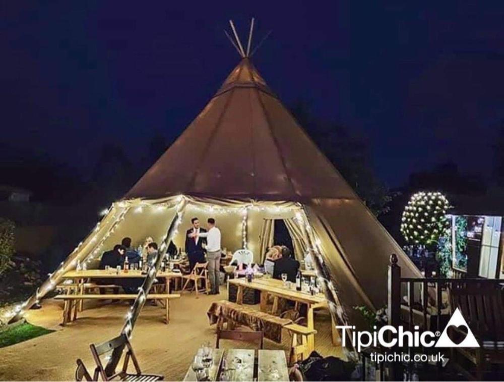 TipiChic - Belle Bridal Magazine Supplier Guest List