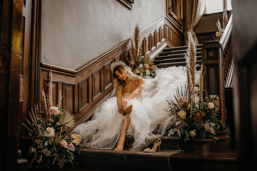 Bridal Magazine Supplier Guest List - image by Pennick Photography
