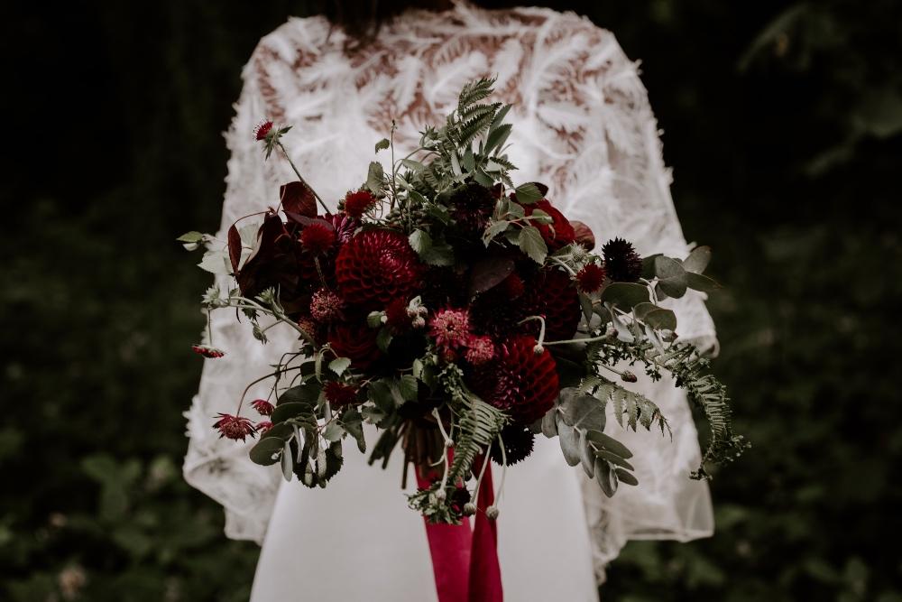 Floral Grace - Belle Bridal Magazine Supplier Guest List