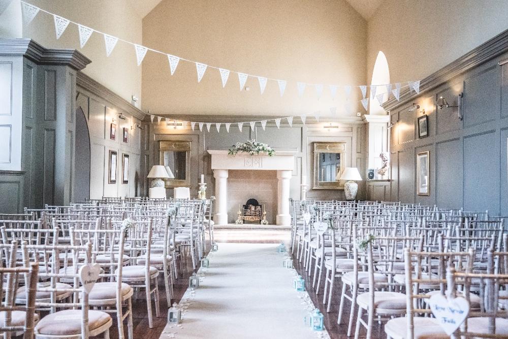 Ellingham Hall - Belle Bridal Magazine Venue Guest List
