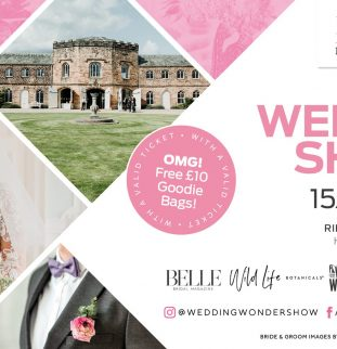 LOVE&LUXE Wedding Show at Ripley Castle