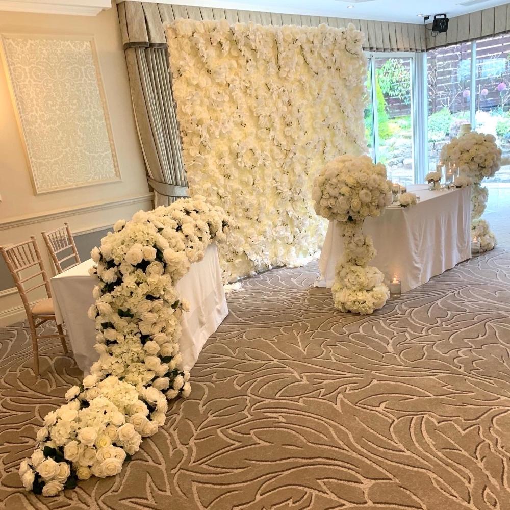 Folletti Fleurs - Supplier Guest List Belle Bridal Magazine