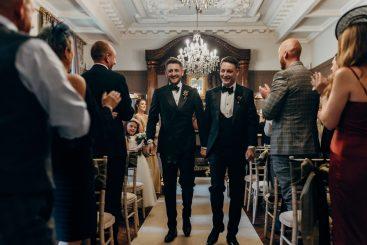 Steven and David's Epic Extravaganza at Ellingham Hall