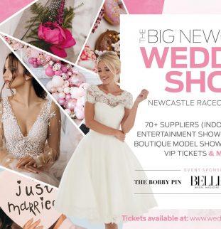 The BIG Newcastle Wedding Show at Newcastle Racecourse