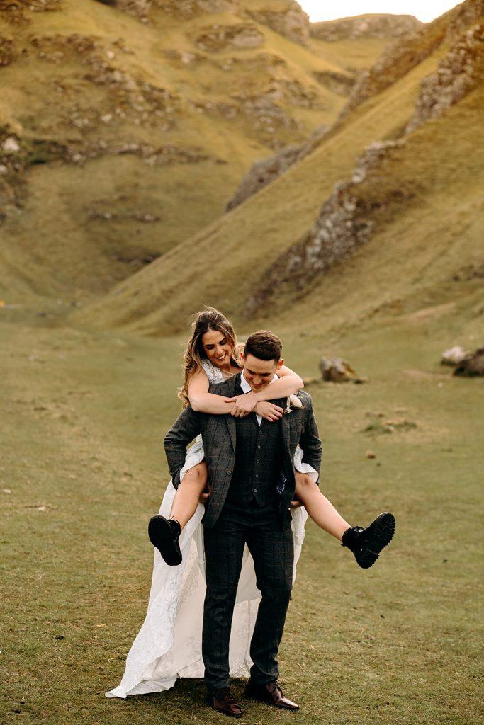 Peak District Elopement - Kerry & Anthony