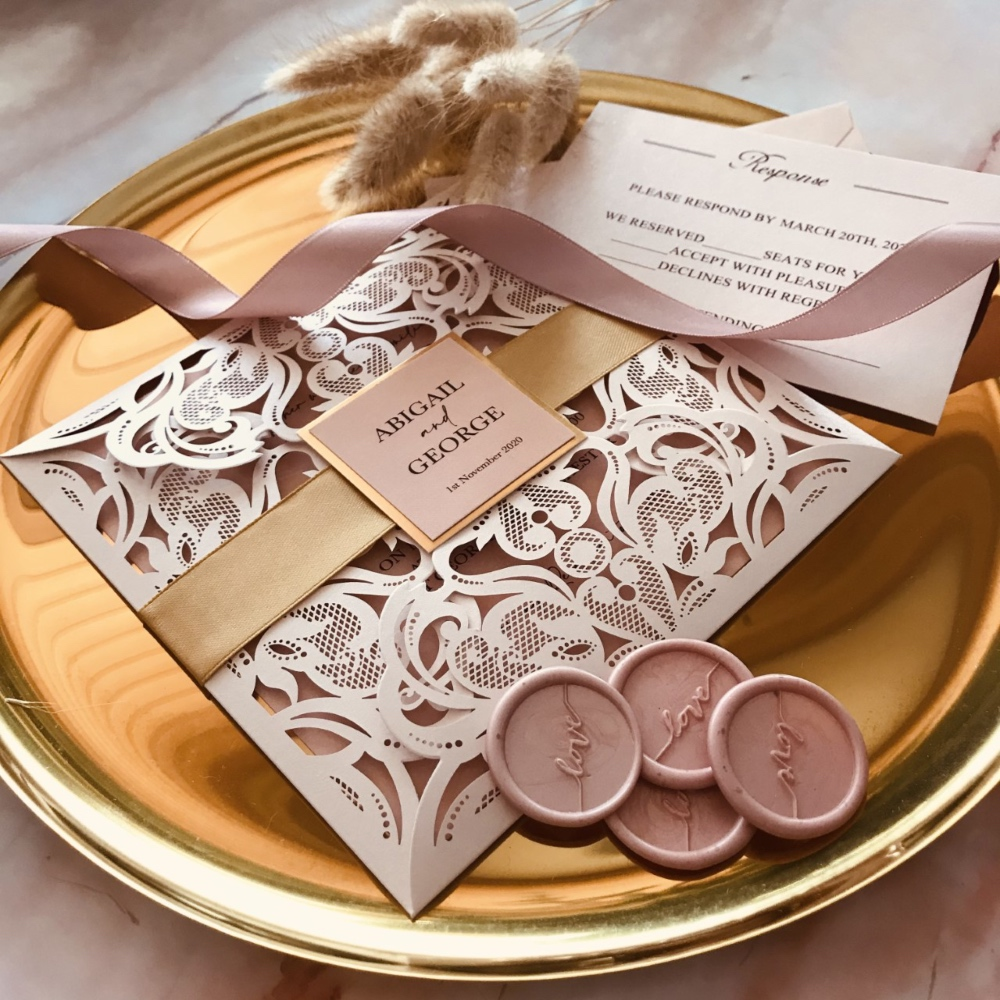 Wedding Stationery - Say it with Print