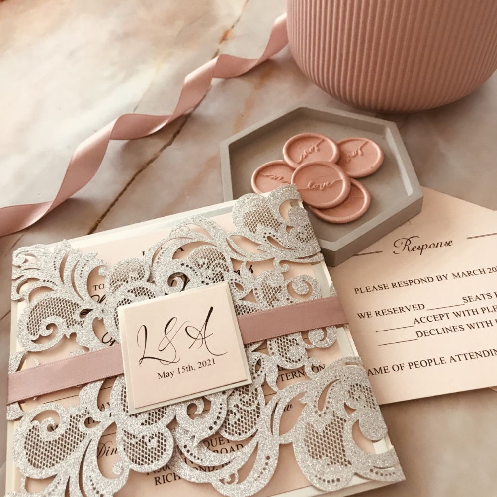 Wedding Stationery - Say it with Print3
