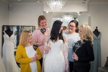 The Wedding Wardrobe Celebrate 5th Birthday With a HUGE Sale Event!