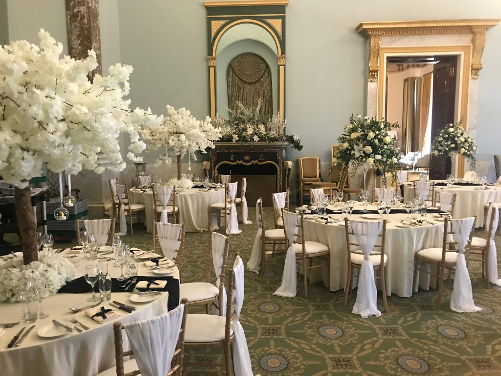 Blossom Tree Hire Company - Supplier Guest List Belle Bridal Magazine