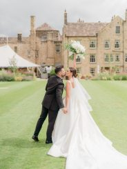 Katie and Neil's Star-Studded Spectacular at Grantley Hall